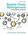 Supply Chain Management: Strategy, Planning, and Operation by Peter Meindl, Sunil Chopra (Hardback, 2014)