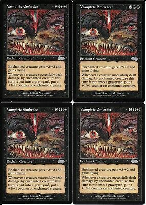 Urza/'s Saga Magic Card Vampiric Embrace MTG