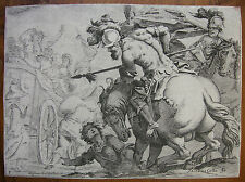 G. COTTA ´PHILIPP III. VERTREIBT DIE MAUREN; MORISCOS´, DONEDA, MONTALTO, 1651