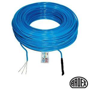 Ardex FLEXBONE Radiant Floor Heating Cables 120/240V All Sizes/ Type/ Models are avaliable Canada Preview