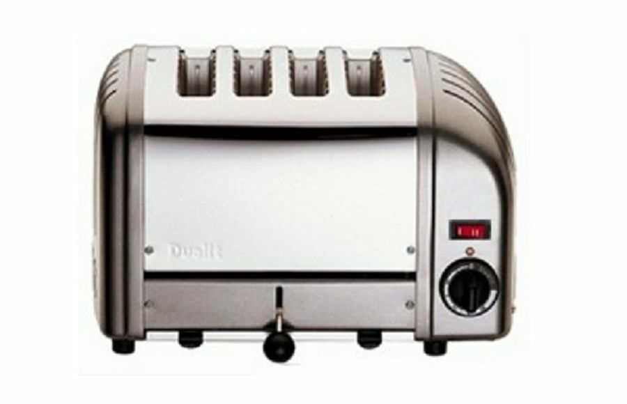 NEW DUALIT NEW-GEN TOASTER 4 SLICE KITCHEN TOAST TIMER BREAD TOASTING PARTS FITS