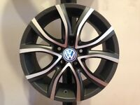"Cerchi in lega Volkswagen Golf 5 6 7 GT da 16"" Nuovi Offerta Last Minute Nitro 5"