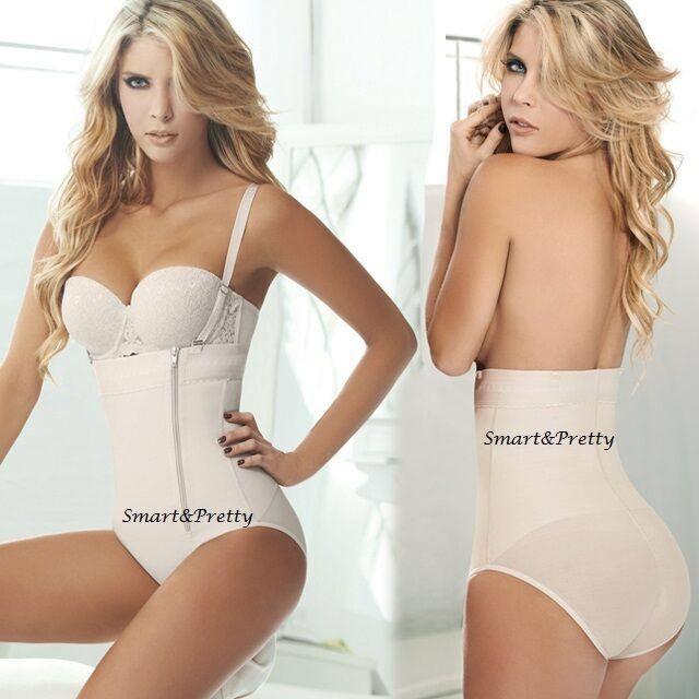 Faja Cachetero Strapless con Silicona para Vestidos Tops Ann Slim Ref. 2405.
