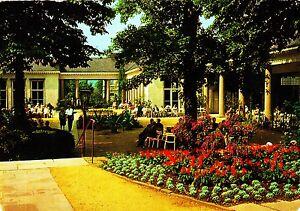 Bad-Honnef-am-Rhein-Im-Kurpark-Ansichtskarte-1970-gelaufen