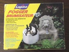 Laguna Fogger Ultrasonic Fog Generator (Indoor use only) New