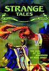 Pulp Classics: Strange Tales #4 (March 1932) by Wildside Press (Paperback / softback, 2005)
