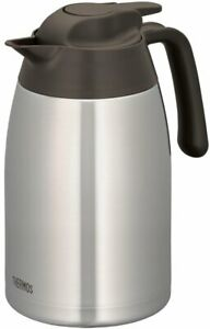 Thermos-stainless-steel-pot-1-5L-brown-THV1501-SBW
