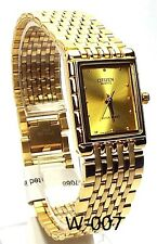New Citizen  Gold-tone, Analog Quartz, Gold-dial, Lady  Dress Watch