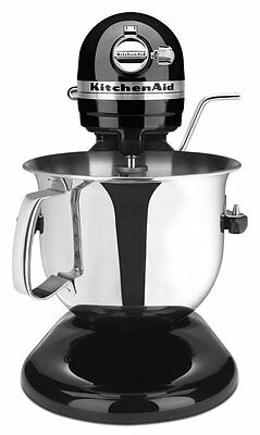 KitchenAid Pro 600 Rksm6573ob Stand Mixer 10-speed BLACK Professional heavy duty