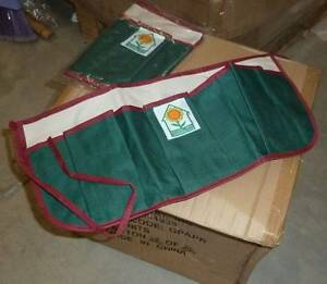 Image Is Loading Lot Of 3 NEW Garden Aprons National Home