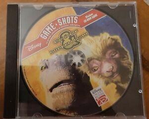 Disney  cd game shot affari di cuore pozzanghere a sorpresa per pc