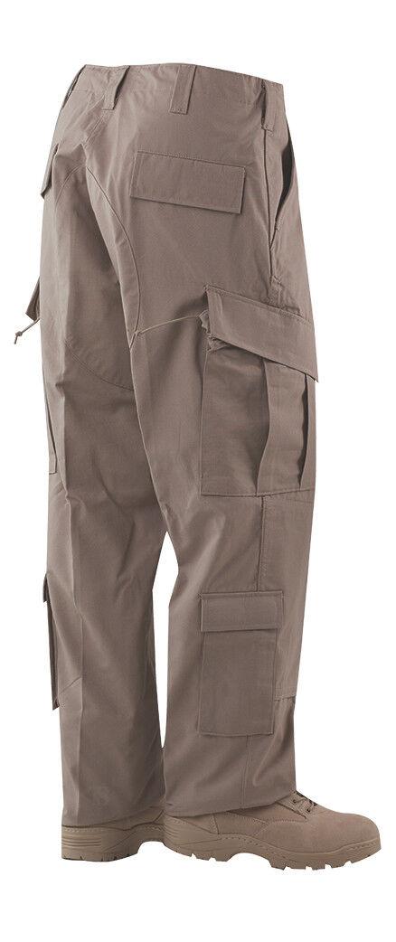 Tru-Spec 50 50 Pantalones de Color caqui Tru Nyco RS