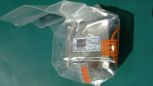 EUCHNER Reihengrenztaster SN3 D08-552 250V 3A IP67 NEU,OVP