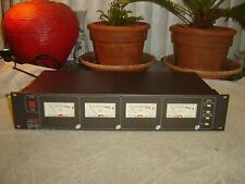 Tascam MU-40, 4 Channel Meter Unit, Vintage Unit