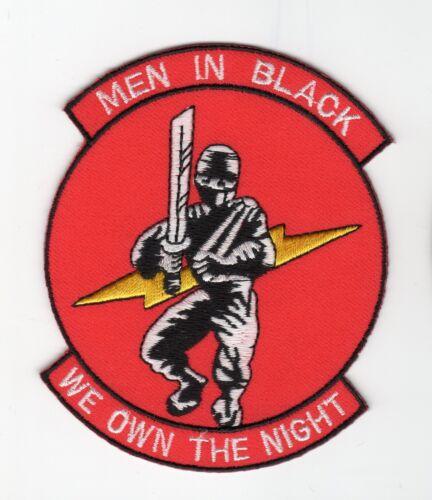 Men In Black BC Patch Cat No M5602