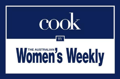 Kitchen ApronCookThe Australian Women's Weekly100/% CottonBlue