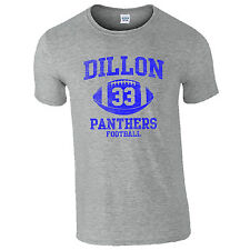 3fe45d129 Dillon American Football Panthers 33 T-Shirt - Friday Night Lights Tim  Riggins