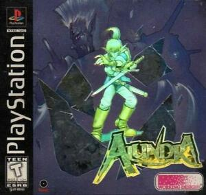 Alundra-PS1-Great-Condition-Fast-Shipping
