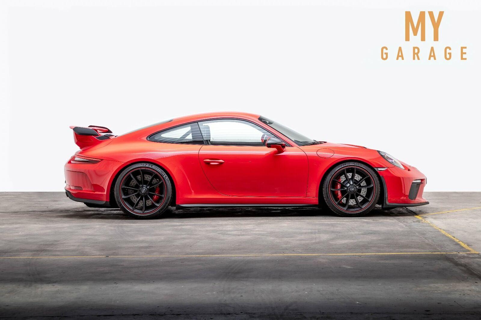 Porsche 911 GT3 4,0 Coupé PDK 2d