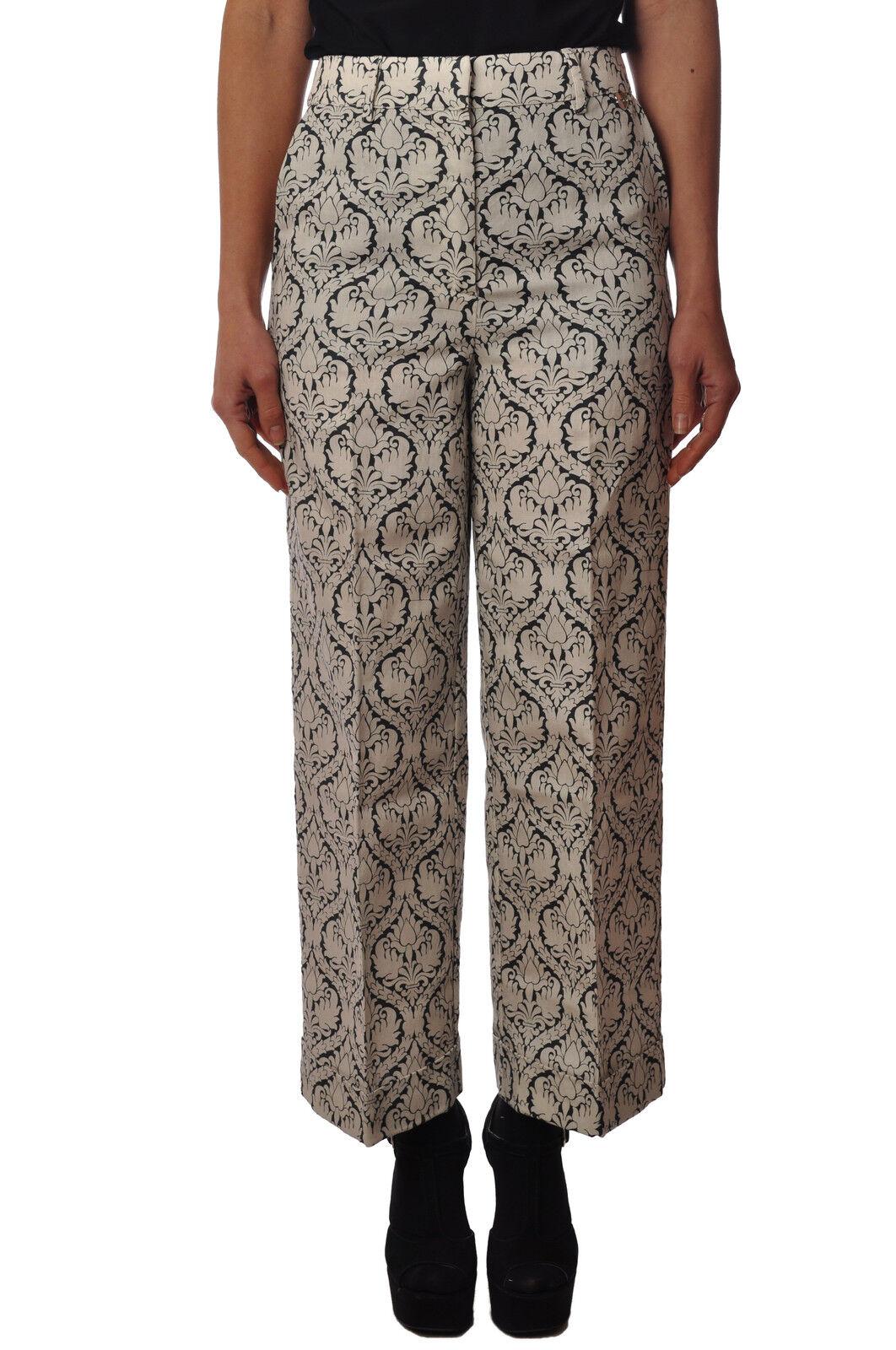 Twin Set  -  Pants - Female - Fantasy - 3339419A184948