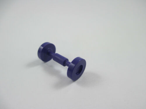 LEGO® Dark Purple Wheel Skateboard Trolley Part 2496