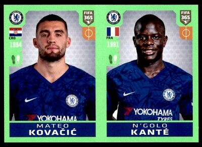 nº 182 Chelsea Panini Fútbol 2020-Mateo Kovacic