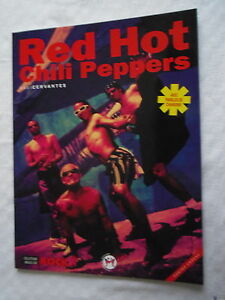 LIVRE-COLLECTION-IMAGES-DU-ROCK-RED-HOT-CHILI-PEPPERS