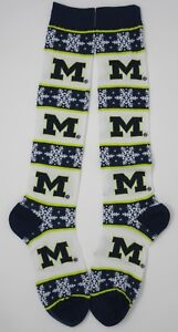 0908c45a96e5e Image is loading MICHIGAN-WOLVERINES-NCAA-WINTER-PRIMARY-UGLY-CHRISTMAS- SWEATER-