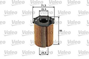 VALEO Oil Filter For FORD PEUGEOT CITROEN IVECO MAZDA VOLVO FIAT MINI II 1109S5