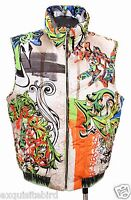 Sold Out Versace Collection Sleeveless Goose Down Jacket Vest 46 - 36 - S