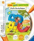 tiptoi® Erste Buchstaben von Eva Odersky (Pappbilderbuch)