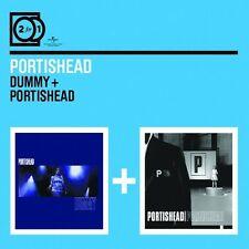 """Portishead """"fittizia/Portishead"""" 2 CD NUOVO"""