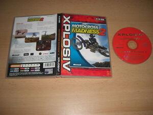 Motocross Madness 2 Pc Cd Rom Xplb Fast Dispatch Ebay