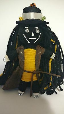 Voodoo Queen Authentic Voodoo Doll real 7 pins guide new orleans Karma keepers