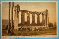 "CYPRUS 1920's ""ST. GEORGE OF THE LATINS 1300 A.D. FAMAGUSTA "" GLASZNER POSTCARD"