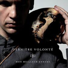 Derniere Volonte-Mon meilleur ennemi LP + PE NUOVO Death in June il sangue Harsch