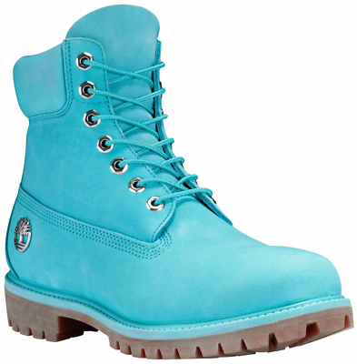 8d5c2818d549 Timberland Mens Limited Release Fire Water 6 Inch Premium Waterproof Boots  Blue
