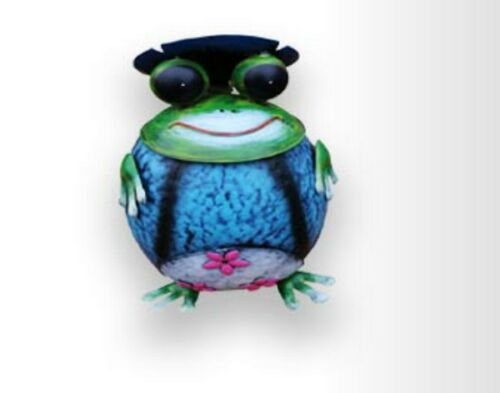 Frog metal design bin table decoration home gift collection