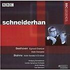 Beethoven: Egmont Overture; Violin Concerto; Brahms: Violin Sonata in D minor (2007)