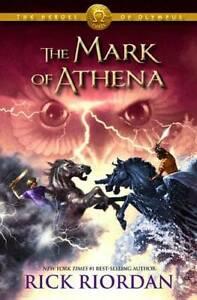 The-Mark-of-Athena-Heroes-of-Olympus-Riordan-Rick-New-Book