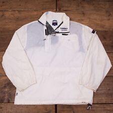 "Mens Vintage 90s Tommy Hilfiger Waterproof Jacket L 44"" - 46"" R2810"