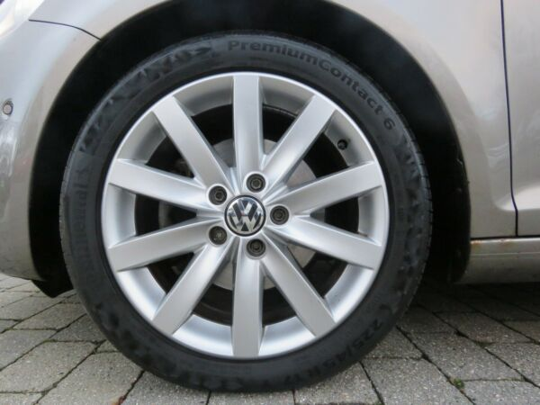 VW Golf Plus 1,4 TSi 122 Highline DSG - billede 4