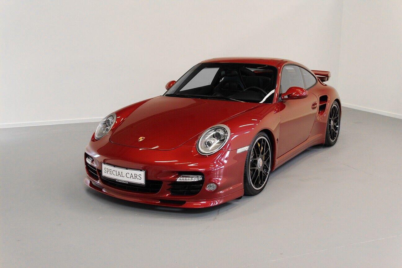 Porsche 911 Turbo 3,8 Coupé PDK 2d