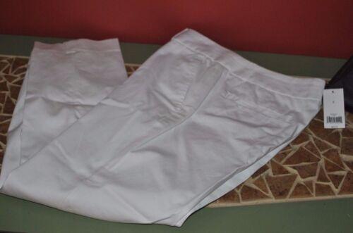 Sz Womens White Capri Banana Cropped Pantaloni Ankle Nwt 50 4 123242840040 Republic 69 wqnI8xxAS