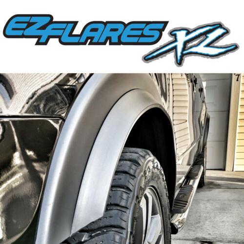 Original EZ Flares XL Universal Flexible Rubber Fender Flares Trim Mud Guards