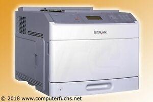 Lexmark-T650n-T650dn-T650dtn-Laserdrucker-30G0102-verschiedene-Ausfuehrungen