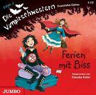 Die Vampirschwestern 05. Ferien mit Biss von Franziska Gehm (2010)