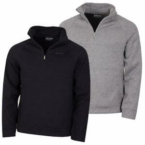 Craghoppers Mens Norton Half Zip Fleece Outdoor Sweater Pullover 60% OFF RRP