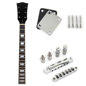 22 Fret Electric Guitar Neck for Gibson Les Paul W/Tune-o-matic Bridge Tailpiece