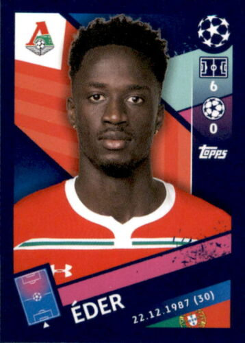 Topps Champions League 18/19 - Sticker 382 - Eder